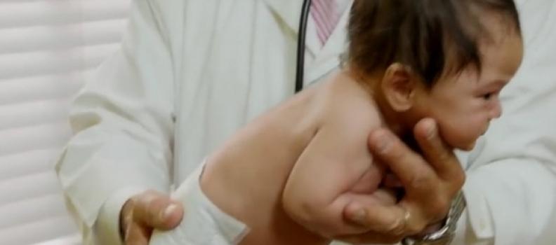 YouTube: tu bebé dejará de llorar con esta técnica de solo 3 pasos